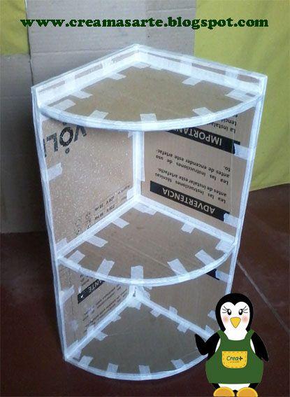 Monedero de cartón | manualidades con reciclaje youtube.