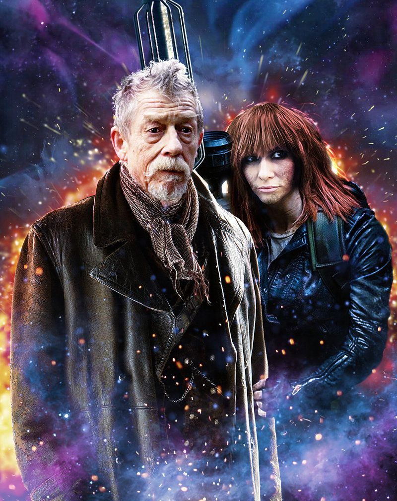 the war doctor and cinder - Google Search