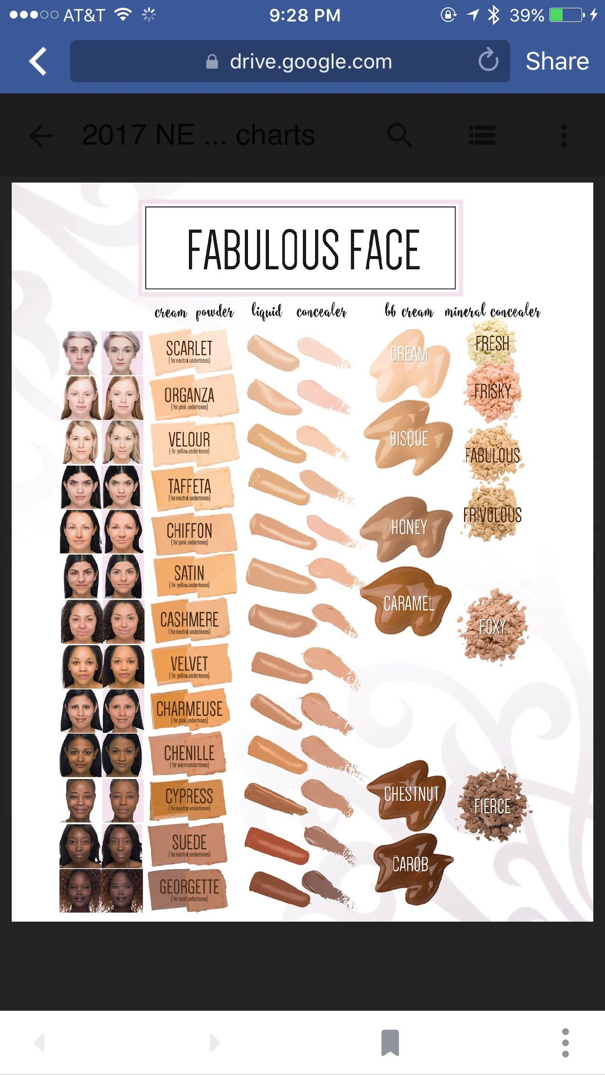 Pin By Darla Morris On Younique Foundation Younique