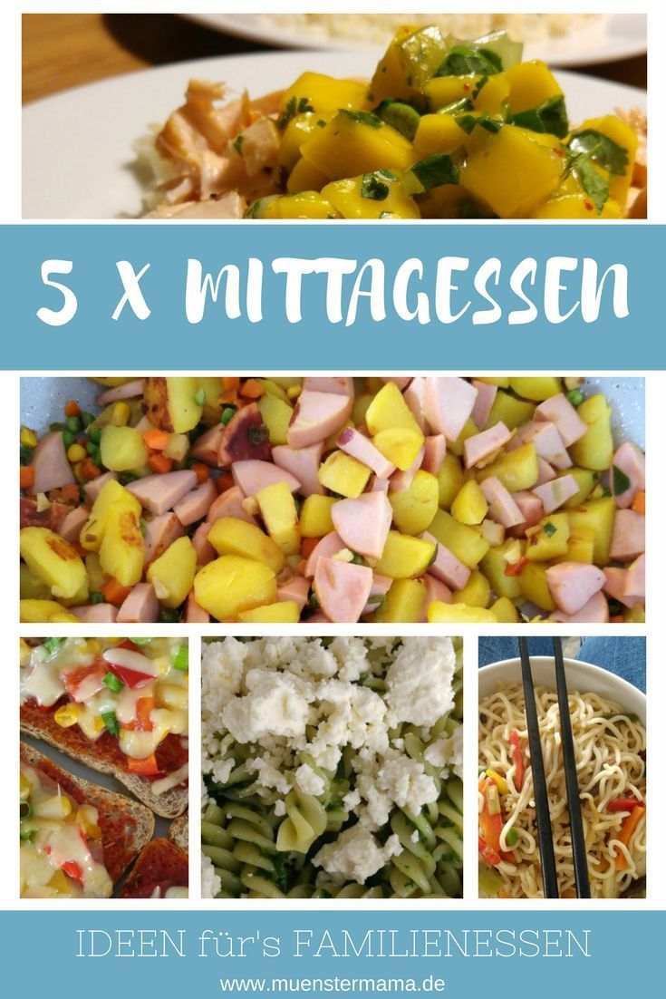 Schnelle leckere mittags rezepte die besten n tzlichen for Mittagsgerichte schnell