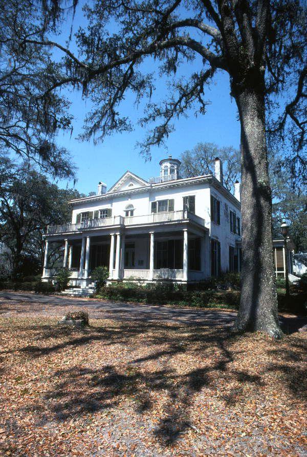 Florida Memory - Goodwood Plantation in Tallahassee.