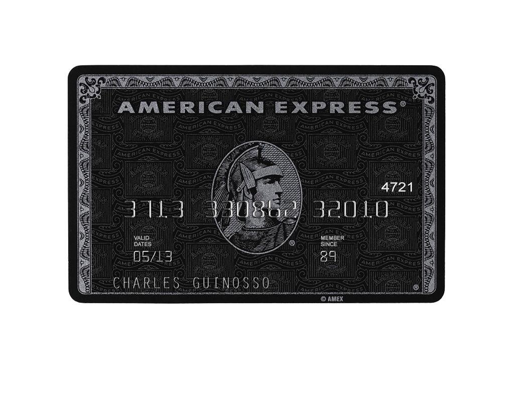 American Express Centurion Credit Card Psd Template American Express Centurion Amex Card Credit Card Hacks