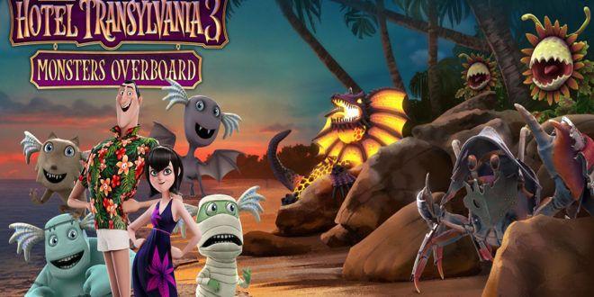 Transylvania 3 Monsters Overboard Transylvania Overboard