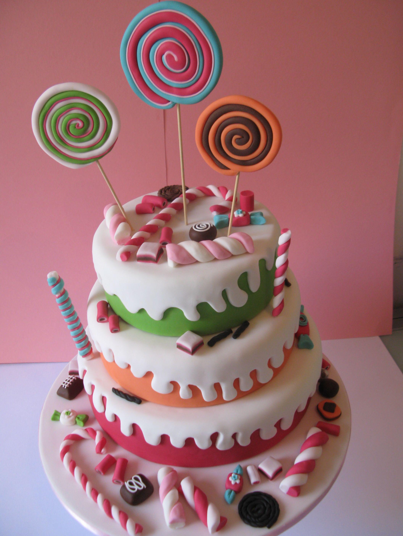 Lolly Pop Cake per Cake Away 2012 - Genova