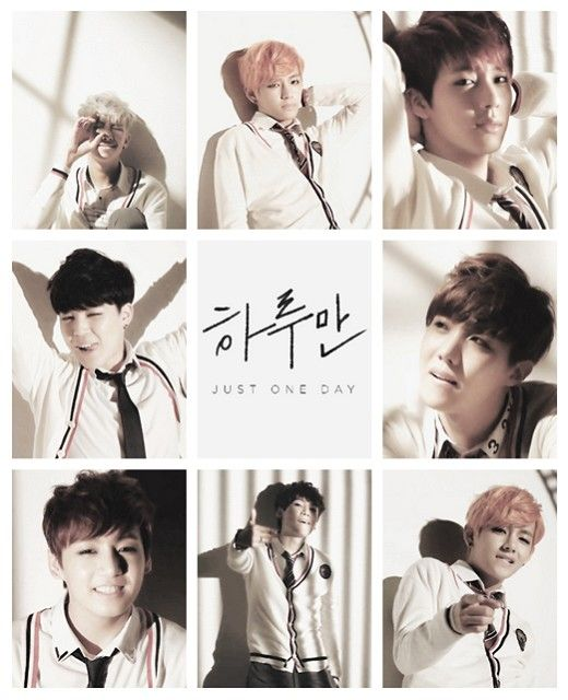BTS Just One Day MV #방탄소년단 #하루만