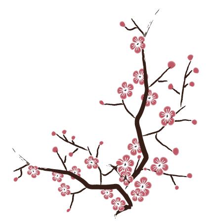 Cherry Blossom Free Vector Cherry Blossom Tree Tattoo Blossom Tree Tattoo Tree Tattoo Small