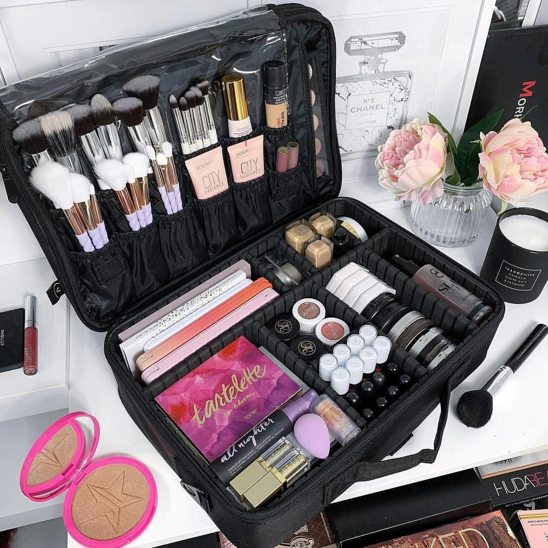 Check this out.. Makeup carrying