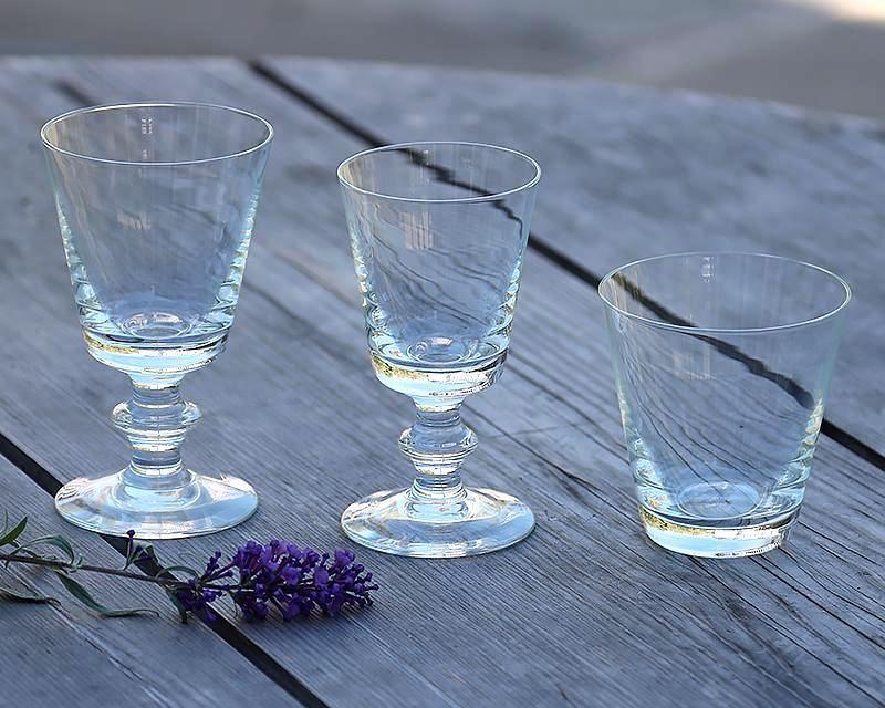Beverage Water Juice Cup 12oz Set of 4 Wine Glasses Goblet