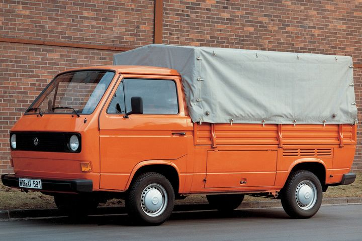 volkswagen bulli t3 single cab automotive volkswagen. Black Bedroom Furniture Sets. Home Design Ideas