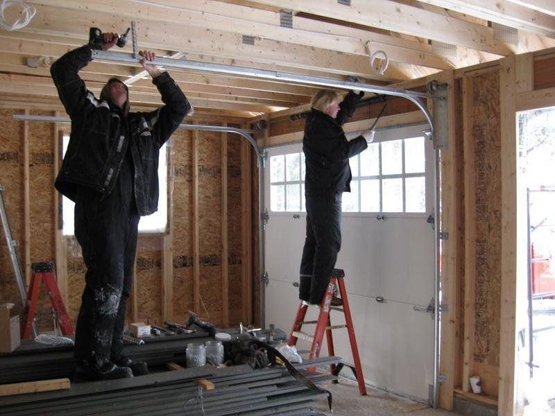Clopay Garage Doors Installation Instructions Http Undhimmi Com Clopay Garage D Garage Door Repair Service Garage Door Replacement Garage Door Installation