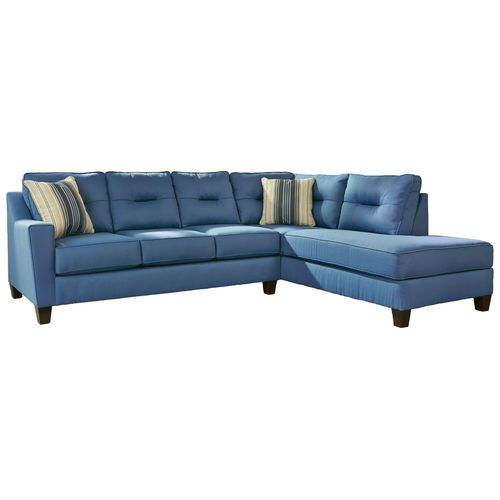 Blue Jean Sectional sofa