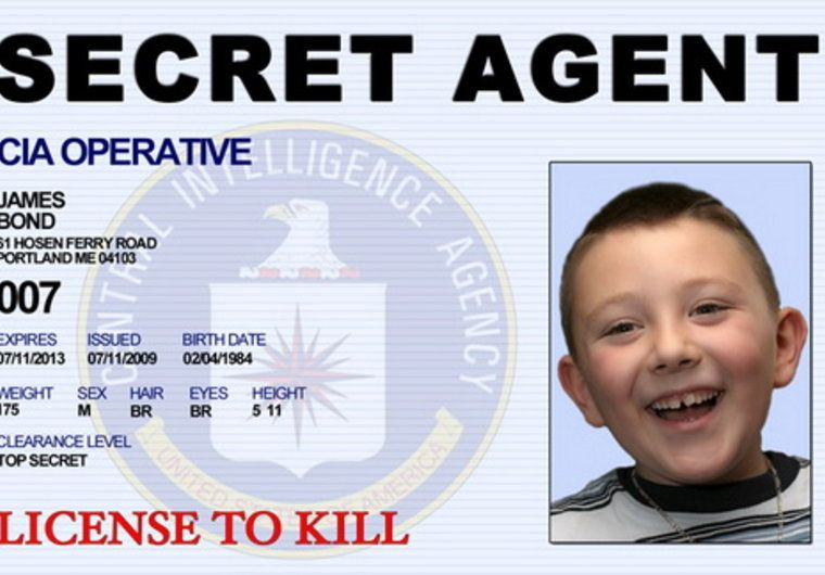 Amazing Make You Secret Agent Id Card With Your Picture On Fiverr