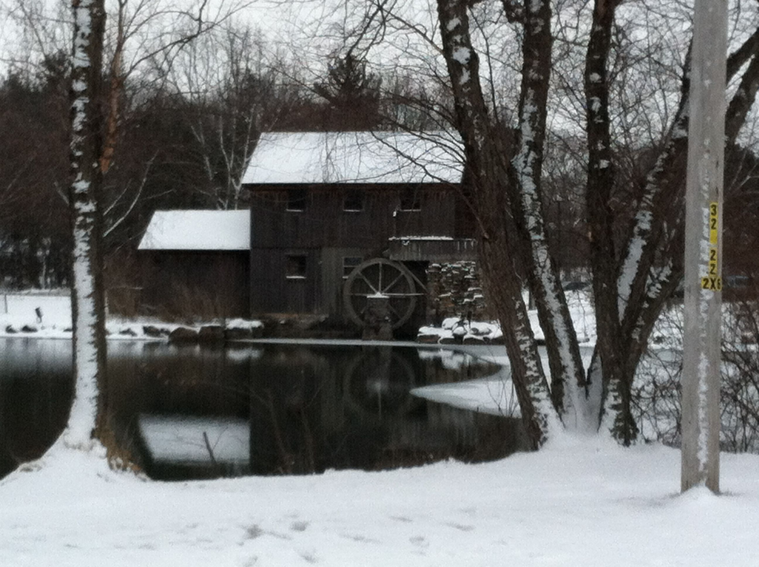 Mill At Midway Village Rockford Illinois Beautiful Places In The World Rockford Illinois Winter Photos