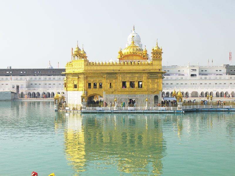 Golden Temple In Amritsar Golden Temple Amritsar Golden Temple Amritsar