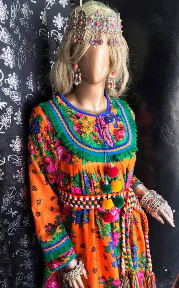 robe kabyle moderne robe kabyle