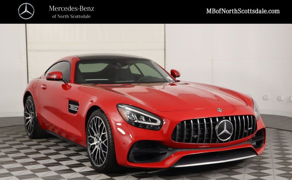 Mercedes Benz Amg Gt In 2020