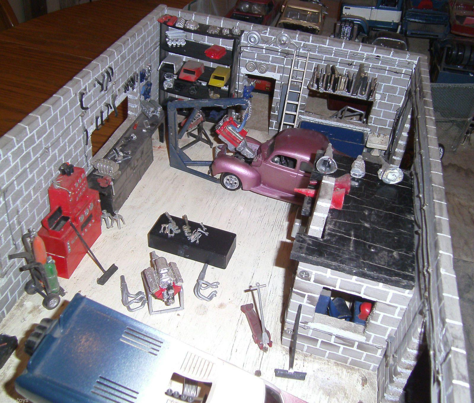 Pin on Junkyard Models & Dioramas