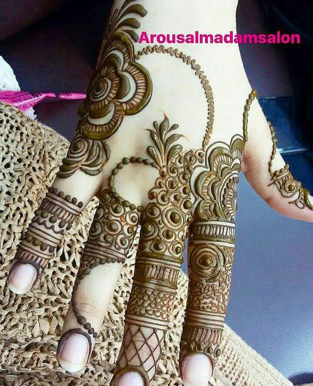 Dubai Arabic Mehndi Henna Design: Pin By Crispy Webs On Henna