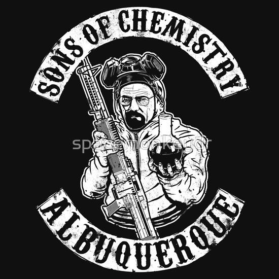 Sons of Chemistry- Breaking Bad Shirt