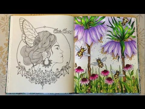 Dagdrommar Coloring Book The Secret Life Of Bees Coloring With