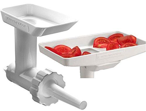 the ultimate kitchenaid ksmgbc food grinder review meat grinder rh pinterest com
