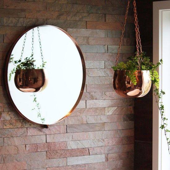 Bathroom Mirrors New Zealand large round copper mirror | bathroom | pinterest | copper mirror