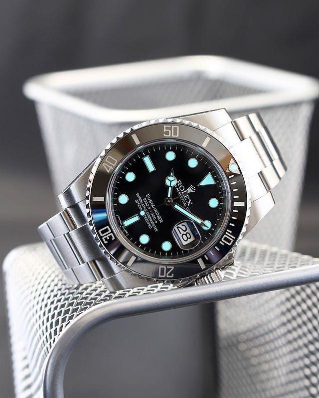 2b59b65231e Rolex Submariner Sem Data · Relógio De Mergulho