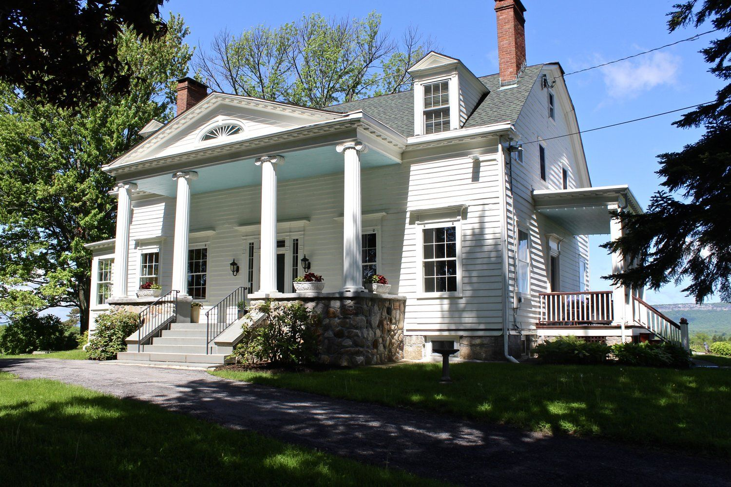 The Inn At Kettleboro House Styles Mansions Bed Breakfast