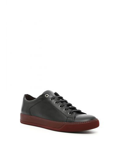 LANVIN Nappa Sneakers. #lanvin #shoes #sneakers