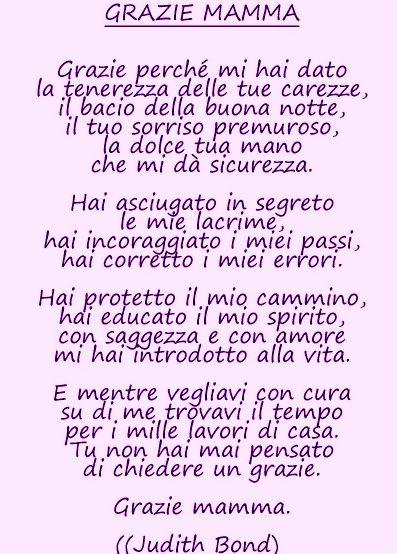 Top buonanotte mamma frasi - Cerca con Google | Mamma | Pinterest  BH28