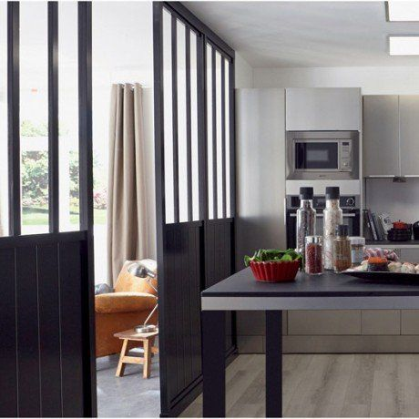 Cloison Amovible Atelier Noir H 240 X L 80 Cm Leroy Merlin Cloison Amovible Cloison Amovible Atelier Cloison
