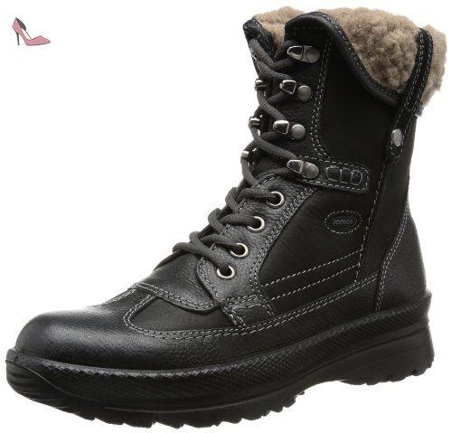 Allegra, Sneakers Basses Homme - Noir - Noir (000), 42Jomos