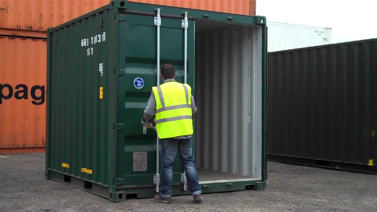 GoldStar Removals provide all size of storage containers in