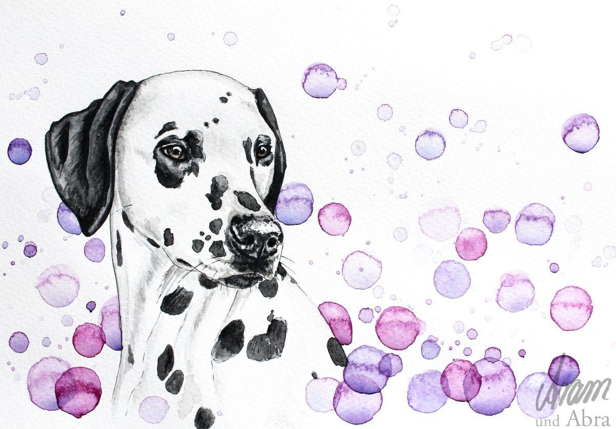 Hund Malen Lassen Auftragsarbeiten Bei Aram Und Abra In 2020 Hund Malen Hundezeichnung Hund Zeichnen