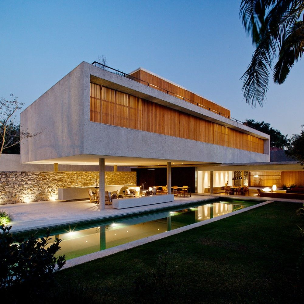 Concrete - House 6