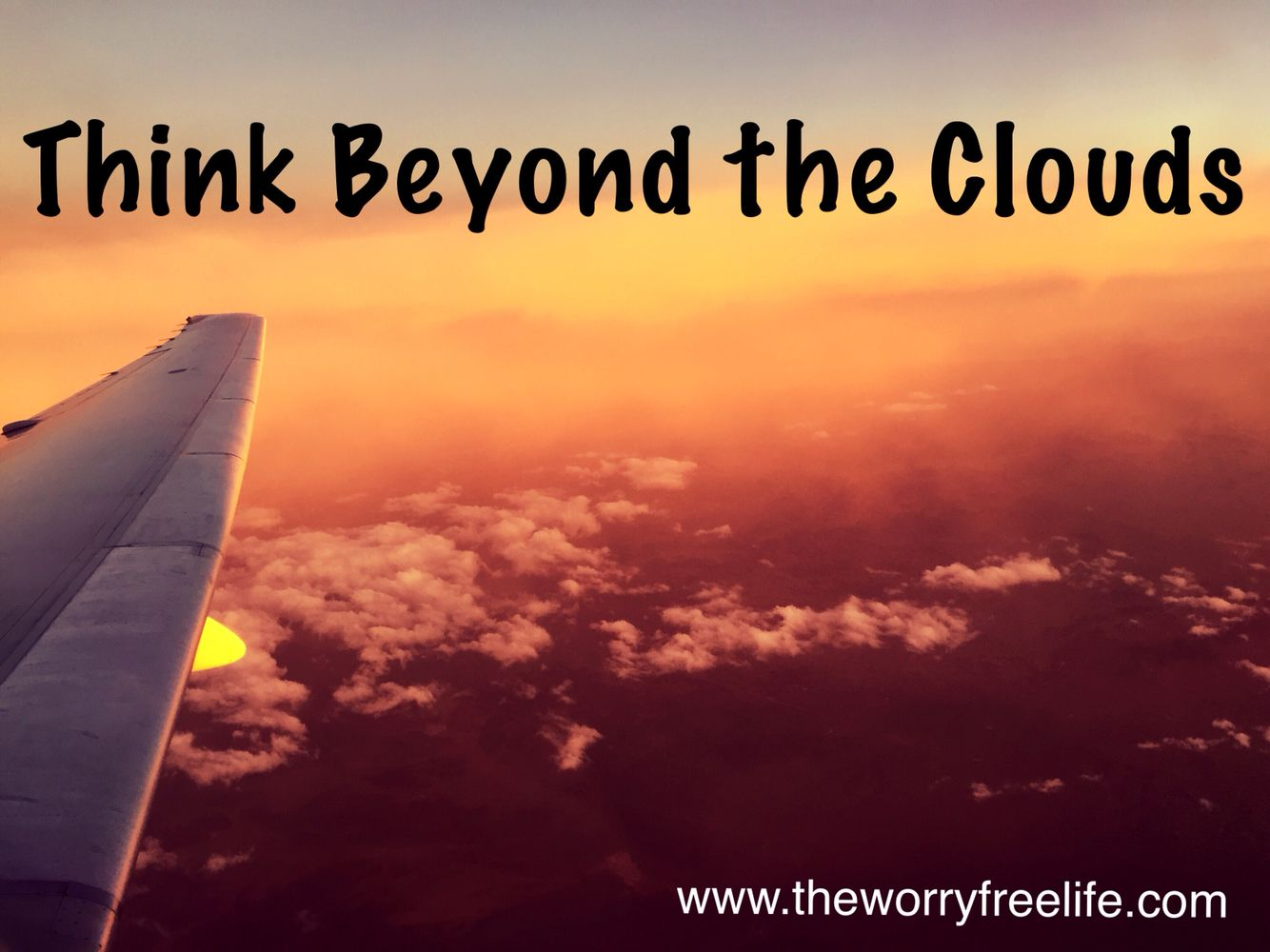 think beyond the clouds reach for the stars inspiring quotes