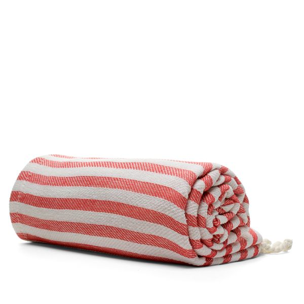 F R E E / M A N - Journal - Summertime Necessity: Striped Beach Towel