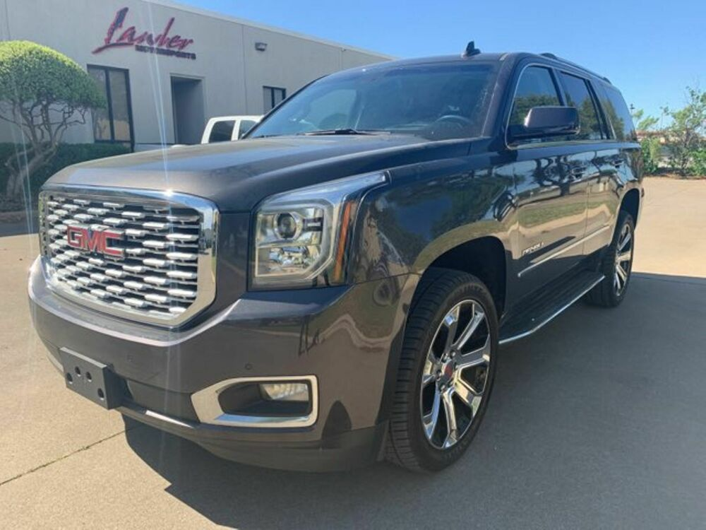 Ebay Advertisement 2018 Gmc Yukon Denali 2018 Gmc Yukon Denali