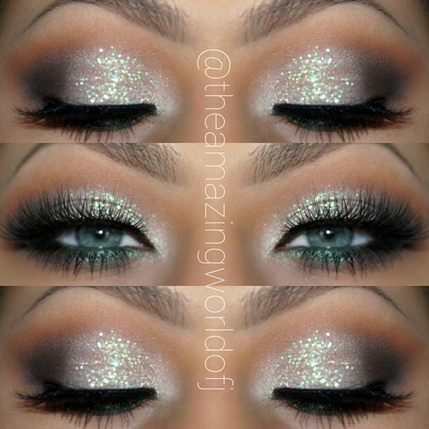 45 Glamorous Makeup Ideas for New Year's Eve | Page 2 of 4 | StayGlam