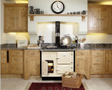 Woodfired Cast Iron Range Cooker   Environmentally Friendly And Low  Maintenance