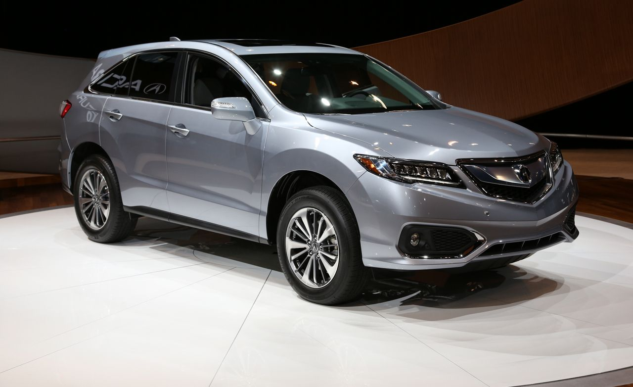 2020 Acura Rdx Review Pricing And Specs Acura Rdx Car Car Driver