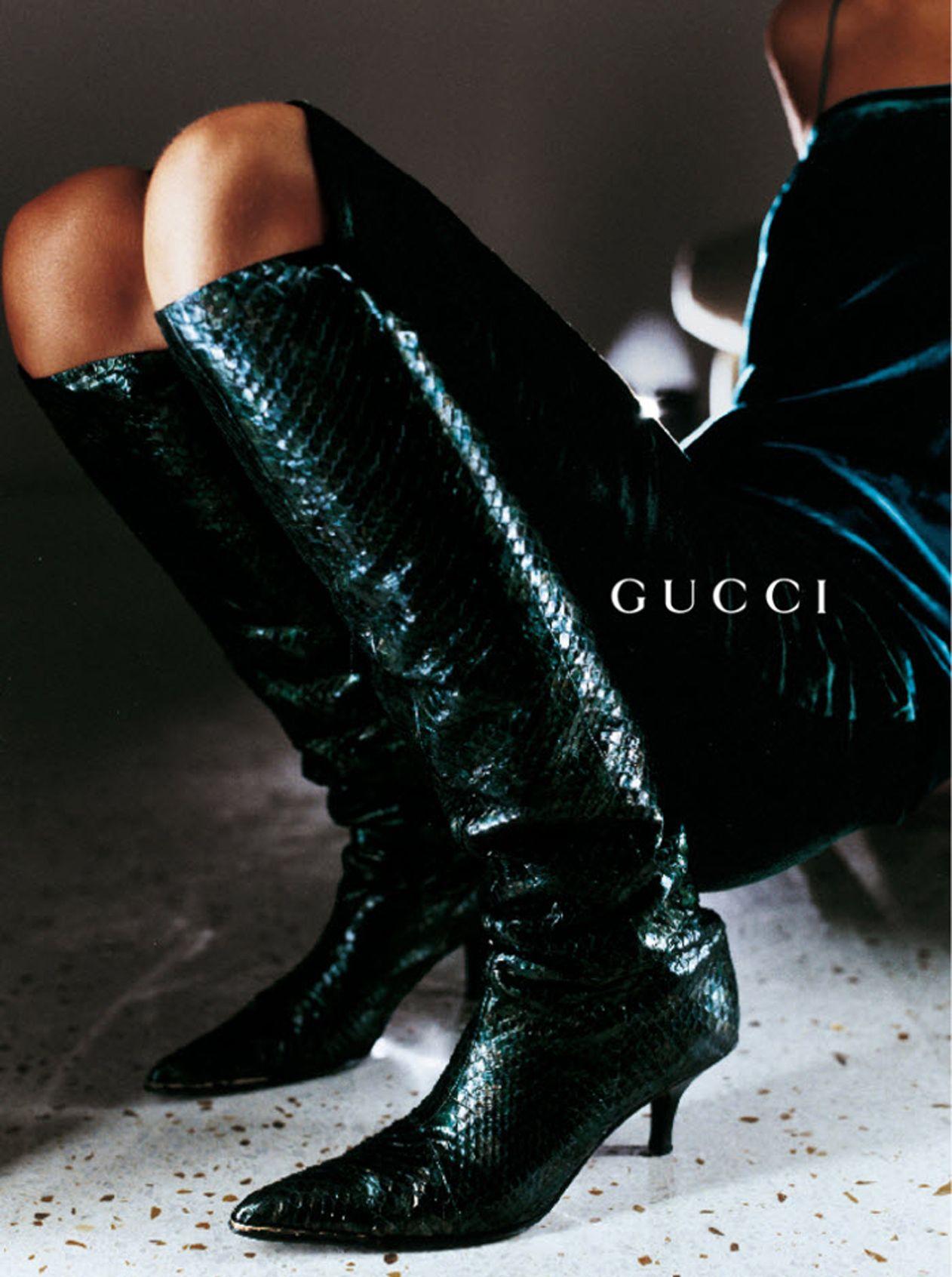 Kiara Kabukuru. Photo: Mario Testino for Gucci Campaign S ...