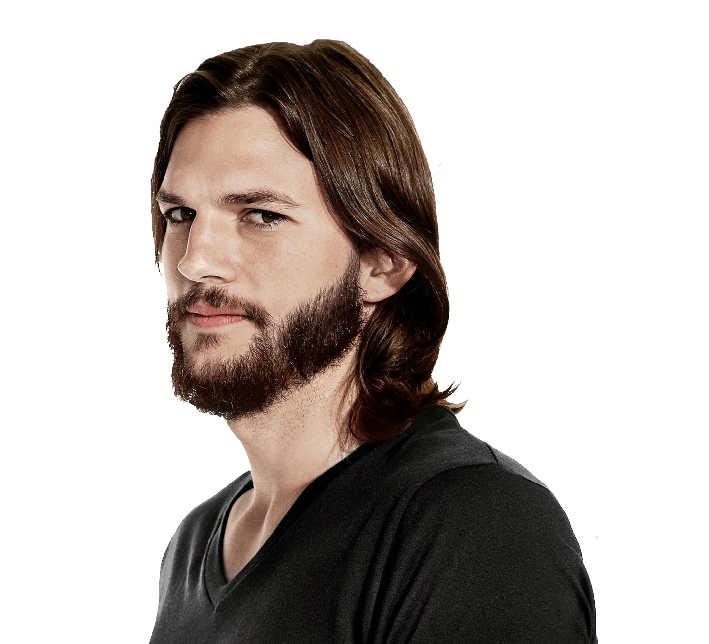 business haircuts for women ashton kutcher beard hair dudes with muscles 6022 | f02e6022d9e08e0ba659da85d3a5a55e