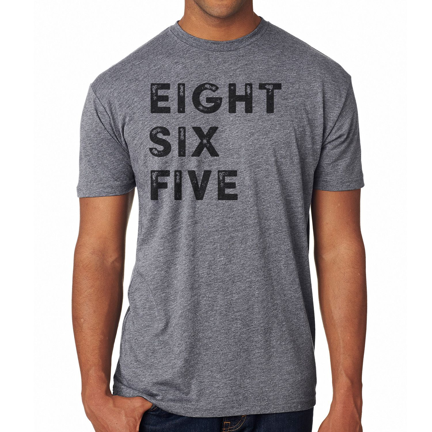 Adult Eight Six Five 865 Area Code T-Shirt | Products