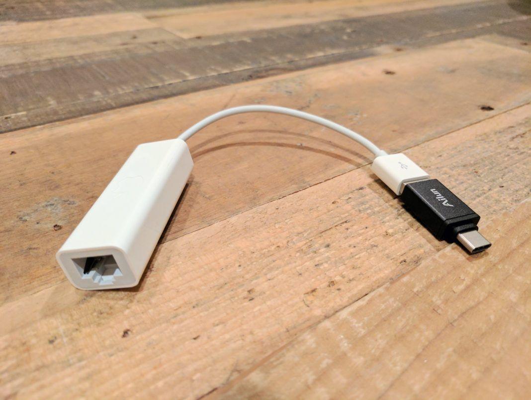 Apple Usb Ethernet W Usb C Adapter Solution Usb Macbook Usb Flash Drive