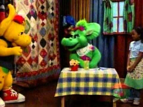 ▷ Barney & Friends: It's Hot! It's Cold! (Season 8, Episode