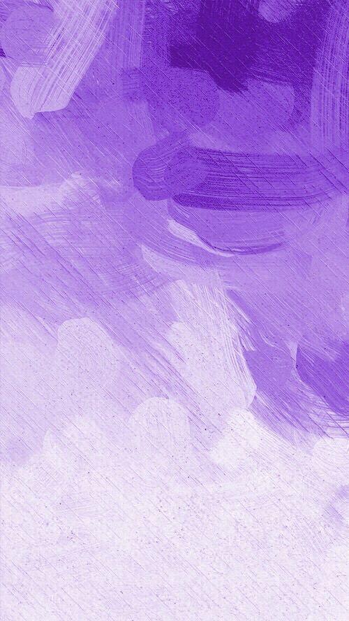 lila Wolke