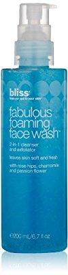 bliss Fabulous Foaming Face Wash, 6.7 fl. oz.