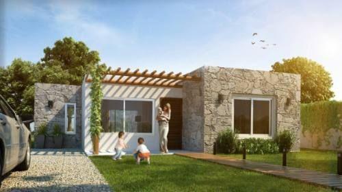 Ant projects arquitectura y construcci n fachadas - Construccion de casas modernas ...