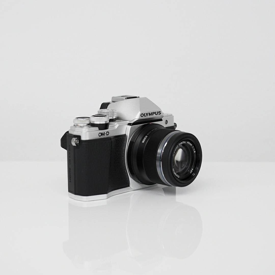 The Olympus Au Om D E M10 Mark Ii With M Zuiko Digital 45mm F1 8 Lens Olympusinspired Heygents Lens Digital Olympus